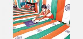 indian-flag-preparation