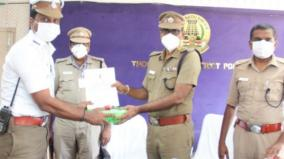 tutucorin-sp-gives-away-certificates-to-38-cops-who-recovered-from-corona