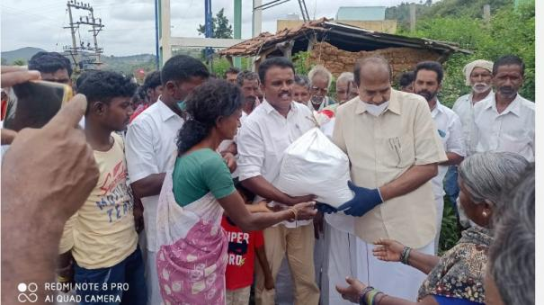 is-it-fair-to-ignore-tribal-who-cannot-get-documents-through-the-internet-k-subbarayan-mp-question