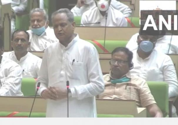 chief-minister-ashok-gehlot-led-rajasthan-government-wins-vote-of-confidence-in-the-state-assembly