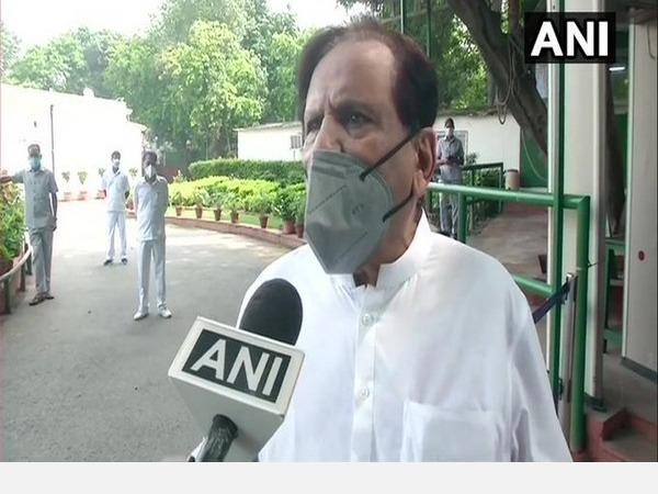 defence-minister-contradicted-prime-minister-on-ladakh-standoff-ahmed-patel