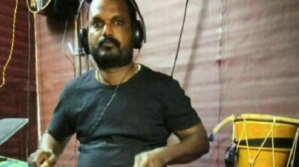 madurai-music-teacher-plays-100-varieties-of-percussion-instruments-takes-them-to-the-younger-generation