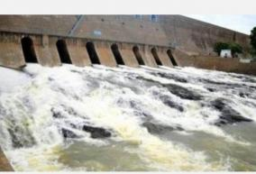 water-opening-for-east-and-west-canal-irrigation-at-mettur-dam-opportunity-to-irrigate-45-thousand-acres