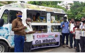 arjun-munda-flags-off-tribes-india-on-wheels-mobile-vans-via-video-conference-in-31-cities-across-the-country