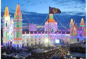 velankanni-cathedral-festival-starts-on-august-29-devotees-are-not-allowed-this-year-events-live