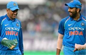 dhoni-rohit-sharma-fans-clash-sehwag-condemns-it-as-madness