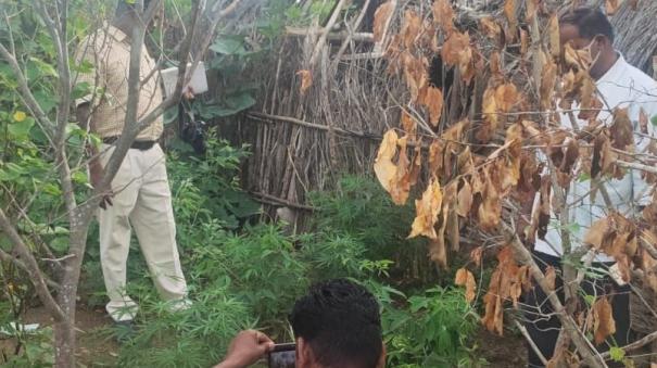 farmer-arrested-in-vaniyambadi