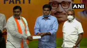 former-ips-officer-annamalai-kuppusamy-joins-bjp