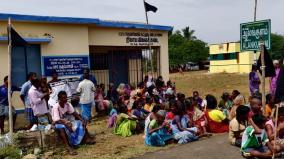 people-protest-seeking-opening-up-of-ration-shops
