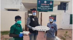 a-total-of-135-corona-patients-recovered-and-returned-home-at-the-government-siddha-hospital-near-tirupatur