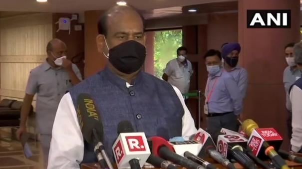 will-request-mps-to-get-tested-for-coronavirus-72-hours-before-start-of-monsoon-session-ls-speaker