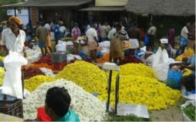 corona-scare-onam-season-flower-sale-affected-in-kanyakumarai