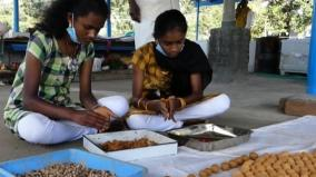 kodaikanal-student-sisters-make-seed-balls-and-plan-to-sow-it-in-the-hill-areas