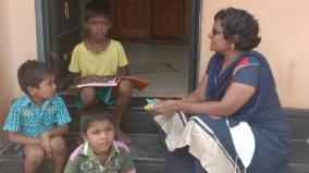 karaikudi-school-teachers-education-at-door-step-scheme-gains-popularity