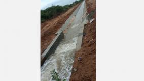 water-eroding-in-a-half-built-canal-periyar-canal-farmers-in-turmoil