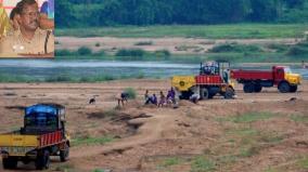 virudhunagar-sp-warns-of-sand-mining