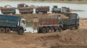 10-arrested-for-illegal-sand-mining-in-tenkasi