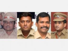 12-tamil-nadu-ips-officers-transferred-two-deputy-commissioners-of-chennai-intelligence-division-transferred