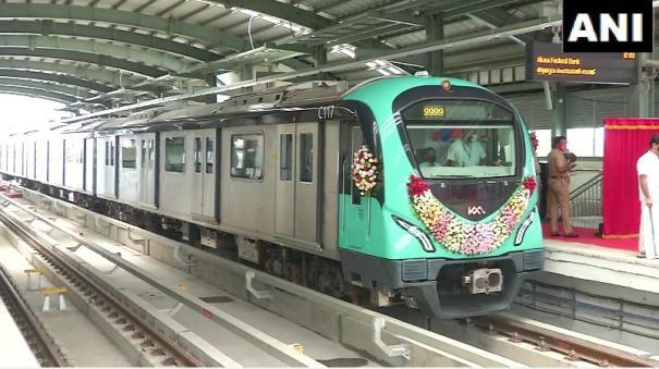 thykoodam-petta-stretch-of-kochi-metro-inaugurated