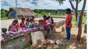 camp-in-tribal-villages-college-students-teaching-lessons-to-school-children