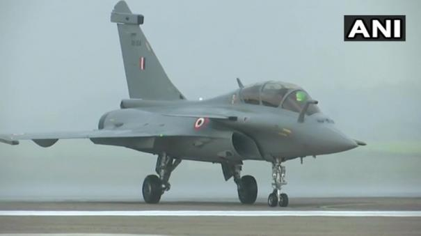 five-rafale-jets-formally-inducted-into-iaf-in-boost-to-india-s-air-power