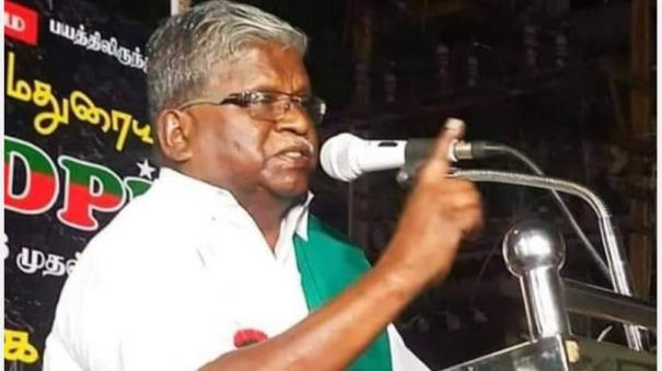 secular-janata-dal-general-secretary-john-mosus-dies-in-corona