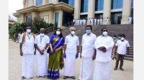 nalini-chidambaram-appeared-in-support-of-neet-selection-aiadmk-member-s-speech-in-the-assembly-congress-members-expelled
