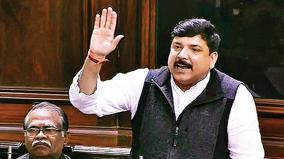 bjp-aap-clash-over-issue-of-covid-19-management-during-rs-debate