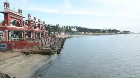 rameswaram-looks-desserted-on-mahalya-amavasya-day