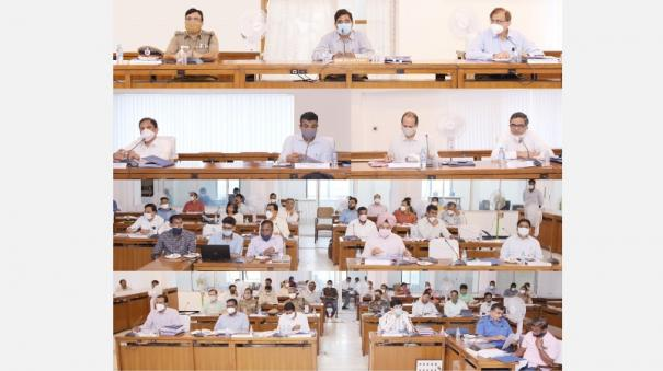 northeast-monsoon-preparations-the-chief-secretary-consults-with-all-senior-officers