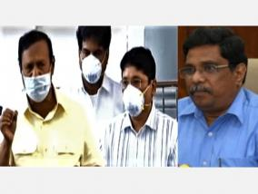 dmk-complaint-against-the-chief-secretary-of-tamil-nadu-parliamentary-rights-committee-hearing-on-sep-24