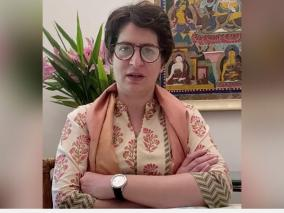 tough-time-for-farmers-bjp-govt-eager-to-get-its-rich-friends-into-agri-sector-priyanka-gandhi