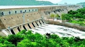 water-level-decreased-for-mettur-dam