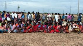 farmer-electrocuted-villagers-protest