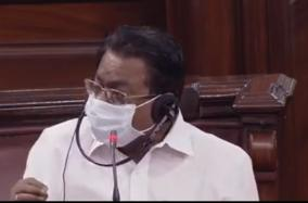 dmk-mp-tks-elangovan-in-rajya-sabha-on-agriculture-bills