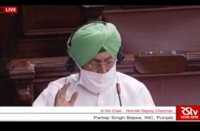 will-not-sign-death-warrant-of-farmers-cong-in-rs-on-farm-bills