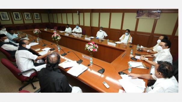 statewide-protest-against-agriculture-law-on-sep-28-dmk-alliance-decide-at-meeting