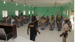 disaster-recovery-training-for-police-in-nagai-district