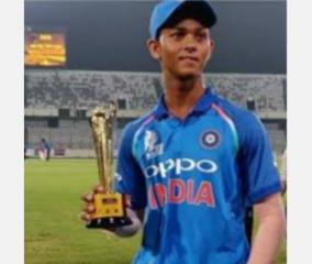 ipl-2020-yashasvi-jaiswal-makes-debut-for-rajasthan-against-chennai