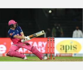 ipl-2020-sanju-samson-played-an-unbelievable-knock-felt-like-everything-he-was-hitting-went-for-six-steve-smith
