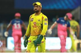 ipl-2020-ms-dhoni-gets-upset-with-umpire-it-s-rajasthan-royals-again