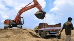 hc-sends-notice-to-sivagangai-collector-in-sand-mining-case