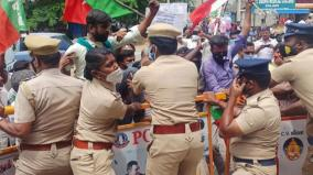 protest-against-agri-bill-in-pazhani
