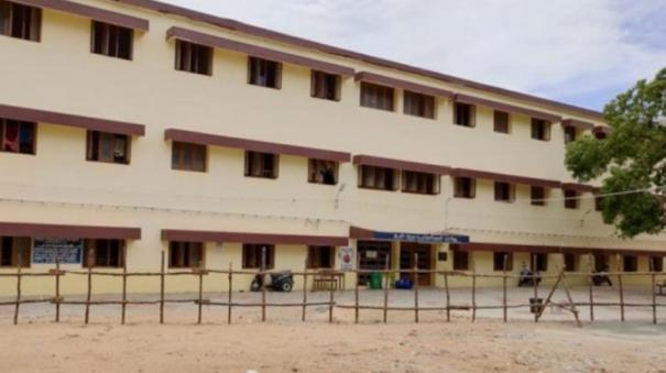 palayamkottai-siddha-care-centre-for-corona-being-closed