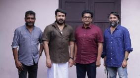 mohanlal-joins-the-unit-of-drishyam-2