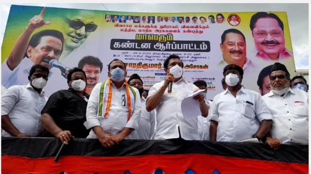 aiadmk-tent-will-be-empty-in-six-months-stalin-is-the-next-chief-minister-of-tamil-nadu-mp