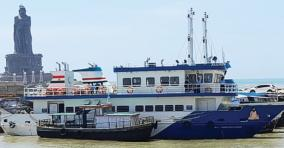 boat-at-kanyakumari