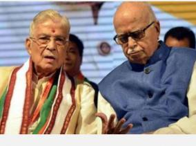 babri-verdict-bjp-leaders-advani-joshi-bharti-unlikely-to-be-present-in-court