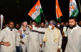 former-pm-deve-gowda-condemns-rahul-gandhi-attack-congress-struggle-in-karnataka