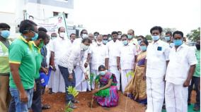 the-minister-started-the-work-of-planting